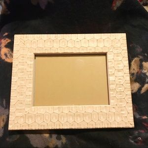 Parisian Home wooden Textured Picture Frame